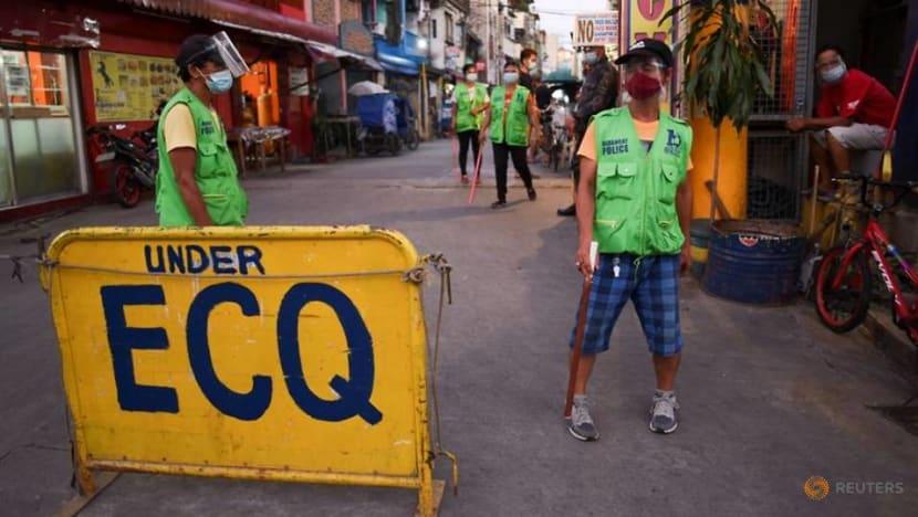 Philippines orders 24 million in and around Manila into COVID-19 lockdown