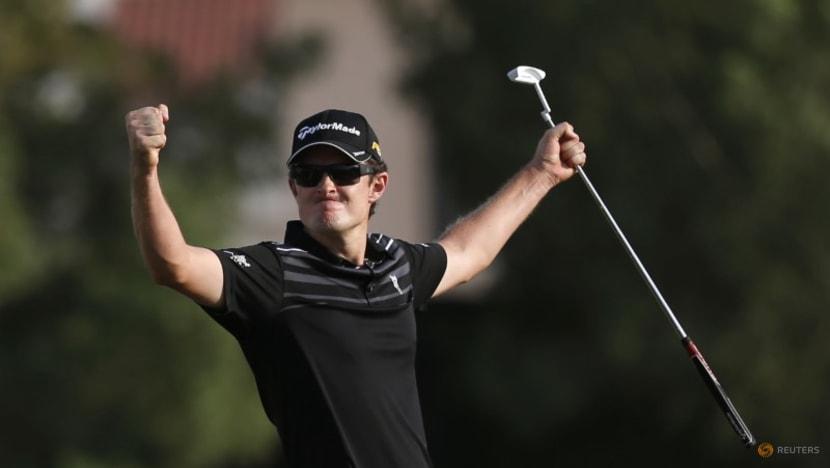 Golf: Rose named Payne Stewart Award winner