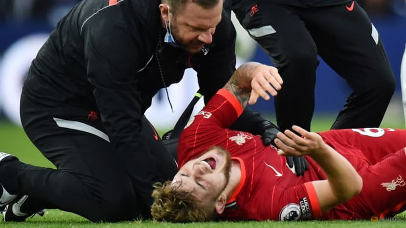 Football: Liverpool's Elliott expected to feature again this season after ankle surgery