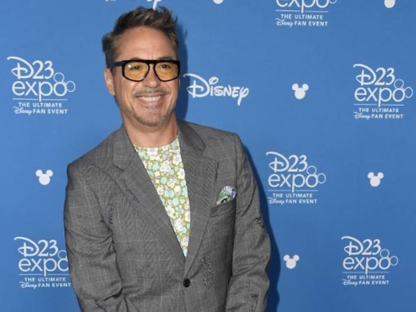 Robert Downey Jr responds to director Martin Scorsese's criticism of Marvel movies