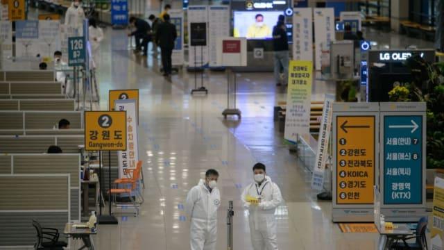 韩国再延长防疫措施两周直到月底