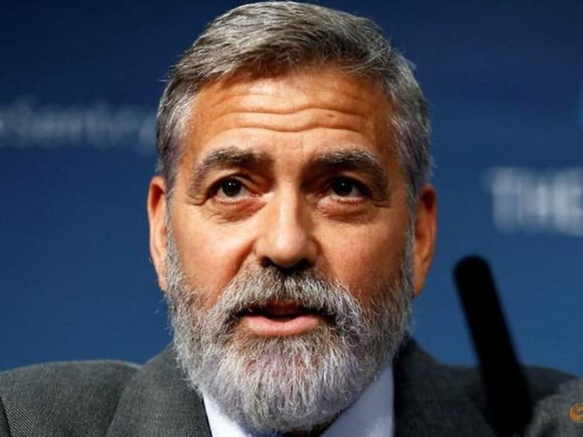 Hungary's government spars with George Clooney after actor's criticism of PM