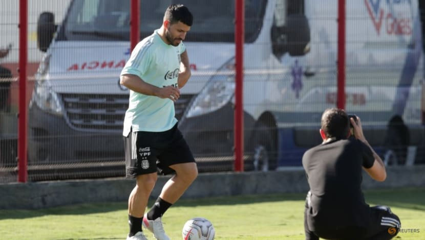 Barca confirm Aguero and Lenglet injuries, doubts for La Liga opening weekend