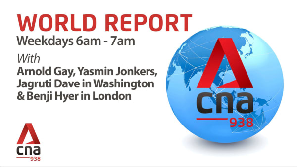 CNA938 World Report