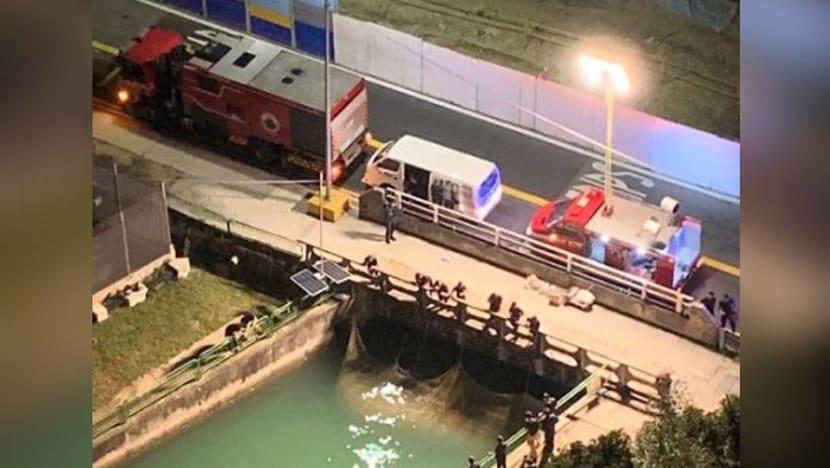 Body found at canal along Marine Parade Road