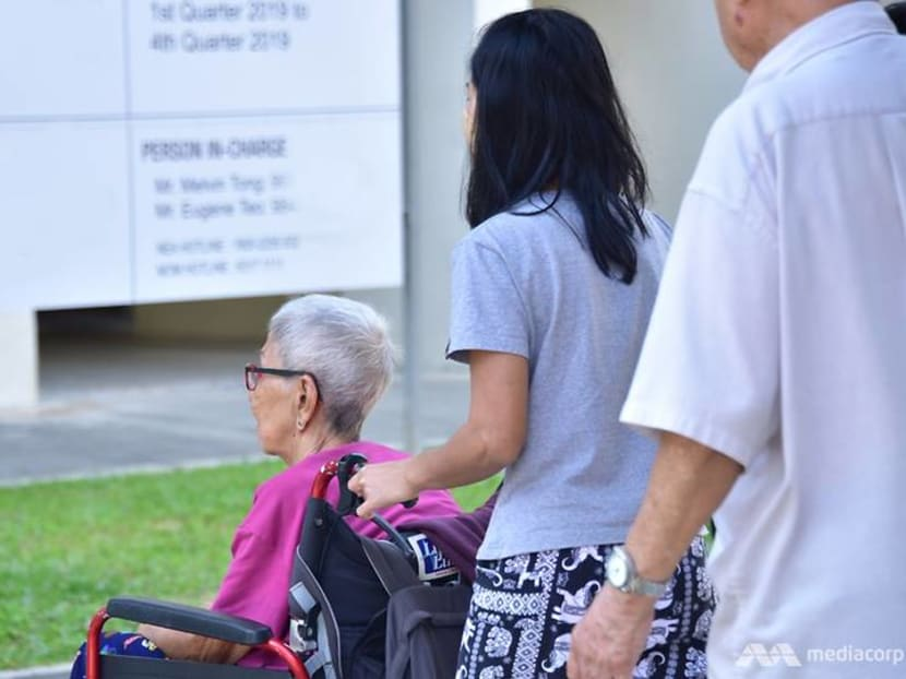 Commentary: Burden of caring for ageing parents weighs heaviest on unmarried daughters