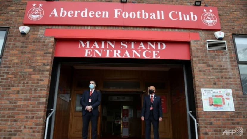 Football: Aberdeen players fined for COVID-19 protocol breach
