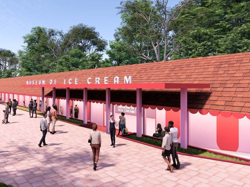 'Dragon Playground' and sprinkle pool: What to expect at Singapore's Museum of Ice Cream