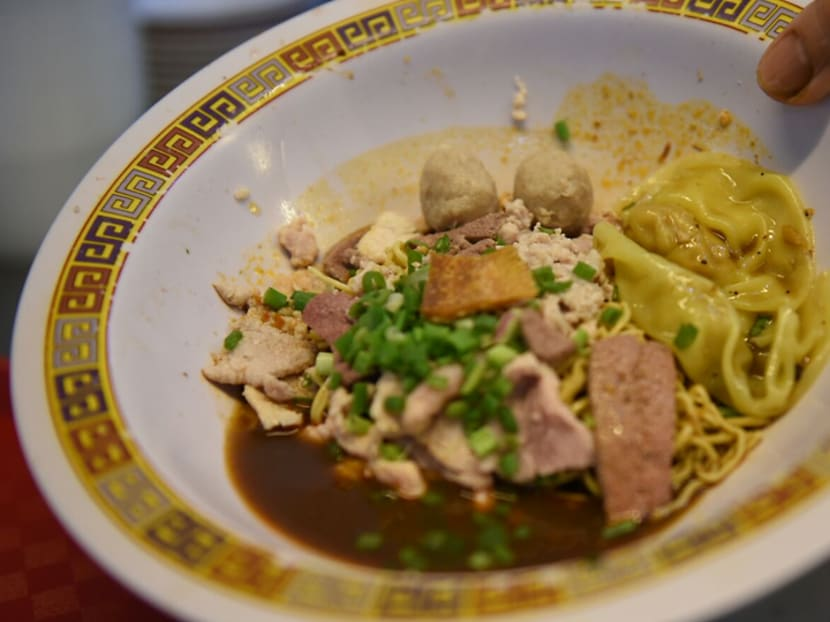 Commentary: Why are we willing to pay S$20 for a bowl of ramen but not bak chor mee?