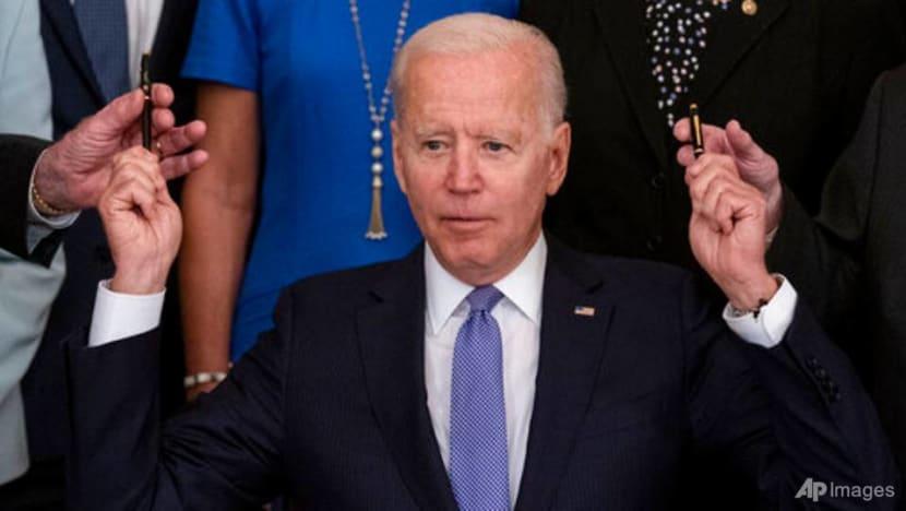 Commentary: Things are falling apart for US President Joe Biden