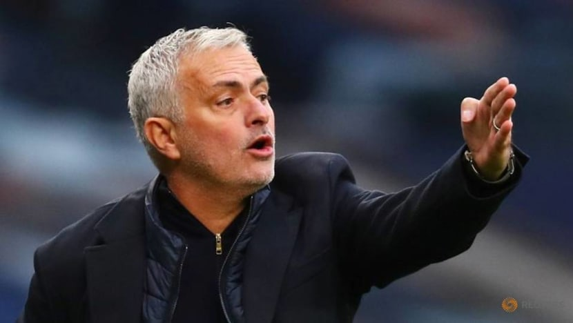 Football: Mourinho rubbishes 'Spursy' tag despite West Ham collapse