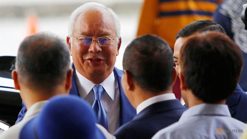 Former Malaysian PM Najib stakes claim for seized 1MDB assets, cash