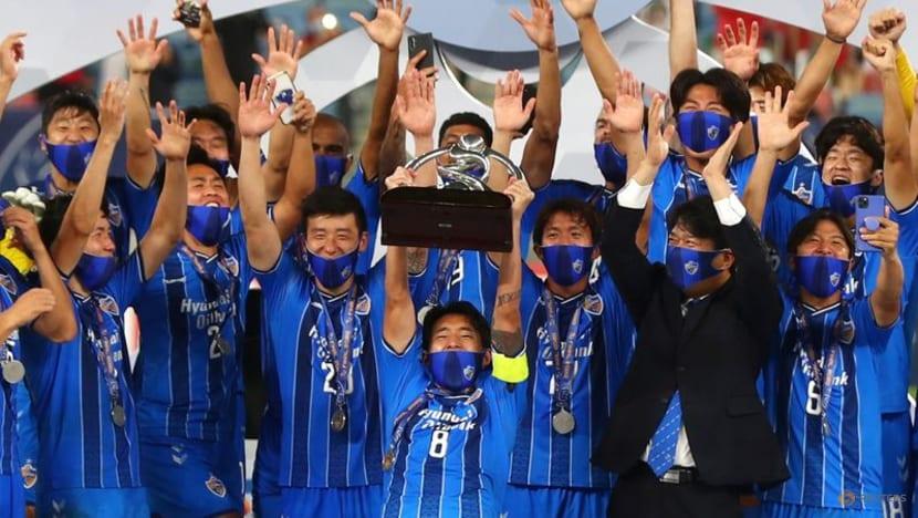 Asian champions Ulsan take Jeonbuk rivalry onto continental stage