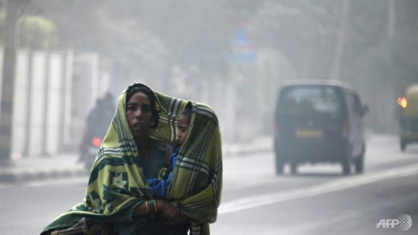 Commentary: India's deadly air a national respiratory crisis