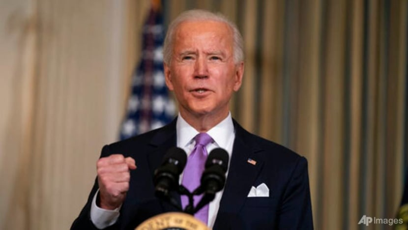 Biden takes steps to narrow racial divide, says America is 'ready to change'
