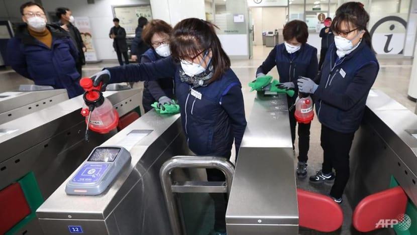 South Korea reports local human-to-human virus transmission