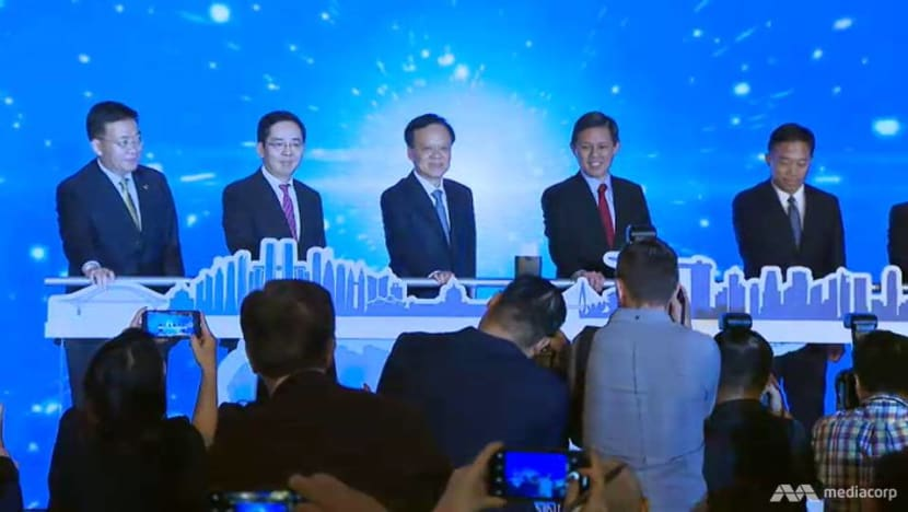 Singapore, Chongqing launch dedicated data channel to boost digital connectivity