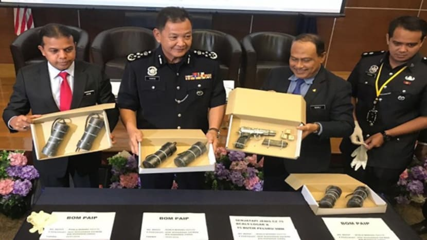 Malaysian police foil terror attacks with arrests of four suspects