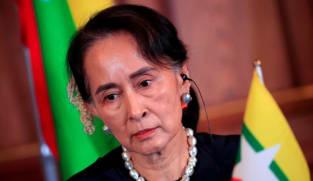 Myanmar's Aung San Suu Kyi denies junta charge of incitement to cause alarm: Reports