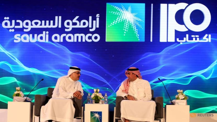 Commentary: Saudi Aramco's US$1.5 trillion IPO flies in the face of reality
