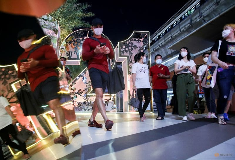 Thai consumer mood at record low in August on tighter restrictions
