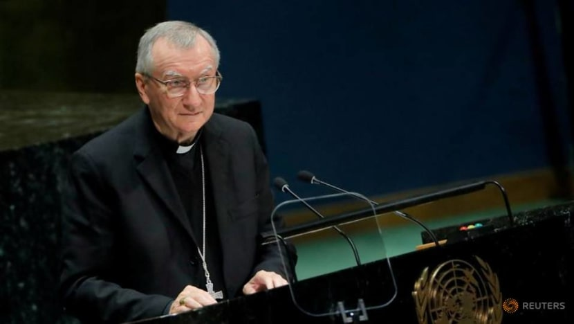 Divert military expenses to improve health and fight poverty, Vatican says