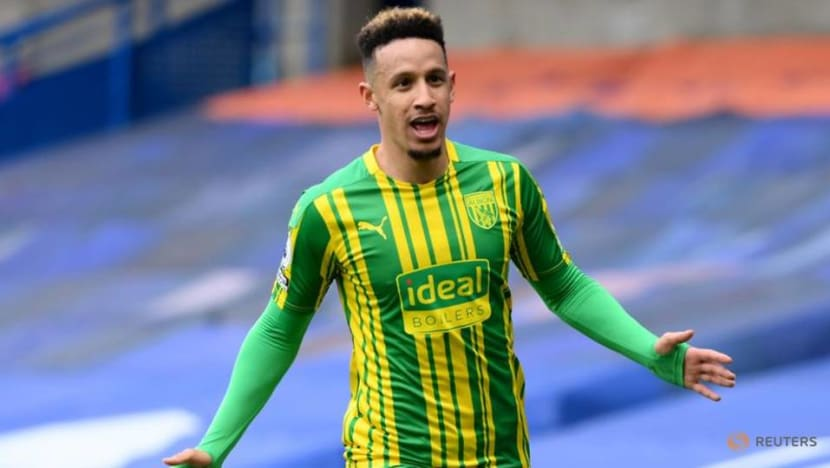 Football: West Brom report online racial abuse of Robinson after Chelsea win