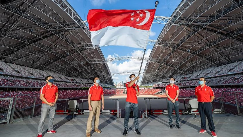 Singapore to go 'over and above' COVID-19 safety measures by Tokyo Olympics organisers: Chef de mission