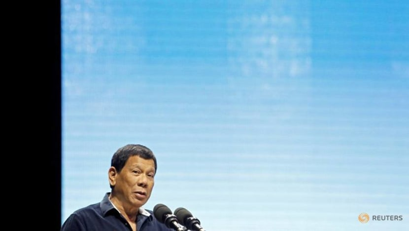 Philippines' Duterte 'seriously thinking' about VP race