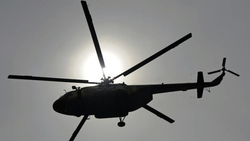 Four killed in Pakistan army helicopter crash