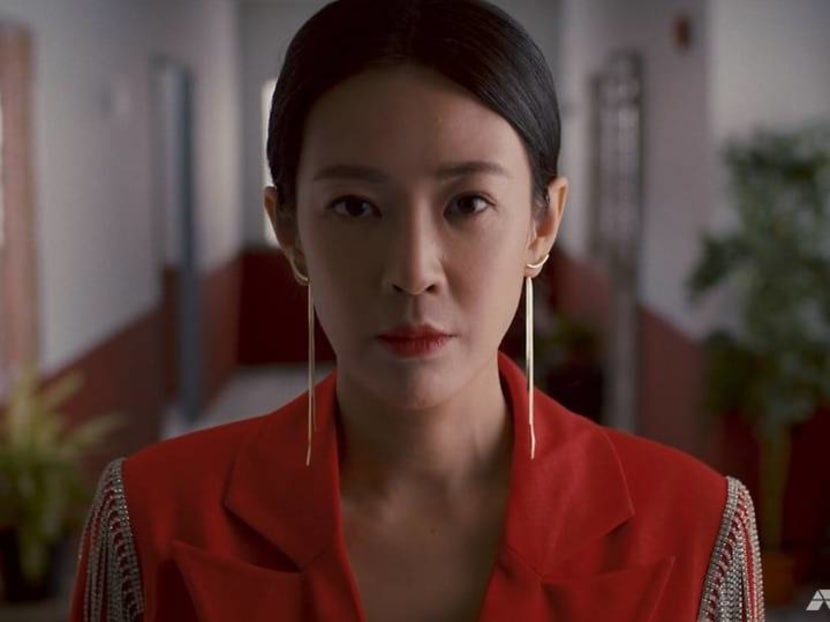 An actor was left shaken during filming of Jesseca Liu's ghostly new drama