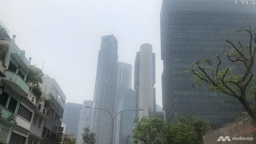 Singapore air quality back to 'unhealthy' levels on Sunday