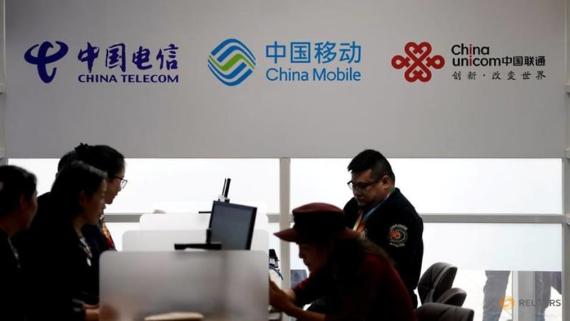 MSCI, FTSE Russell cut Chinese telecom firms from global indexes