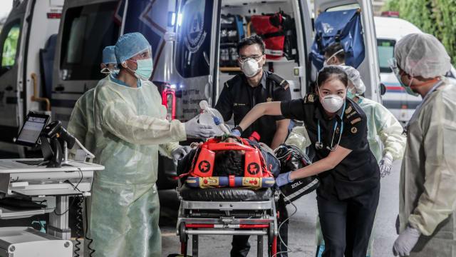 民防部队推出新应用程序  提供即时医疗服务拯救更多生命