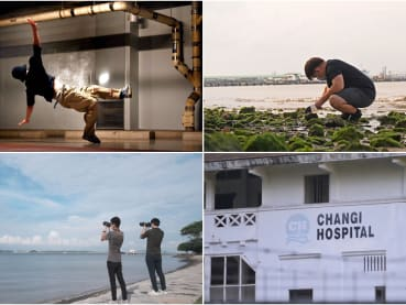 Up Your Alley: Changi - coastal wildlife, an old hospital and an airport that people call a second home