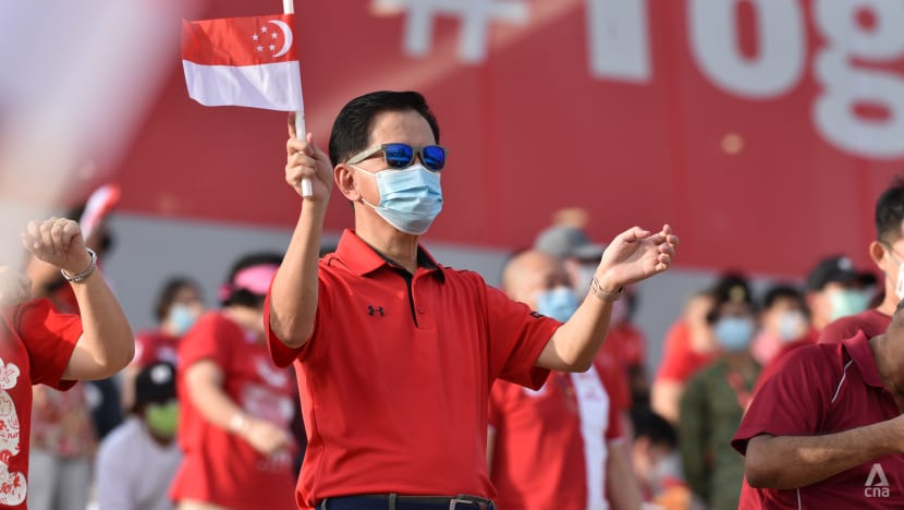 Watch: Singapore's National Day Parade 2021