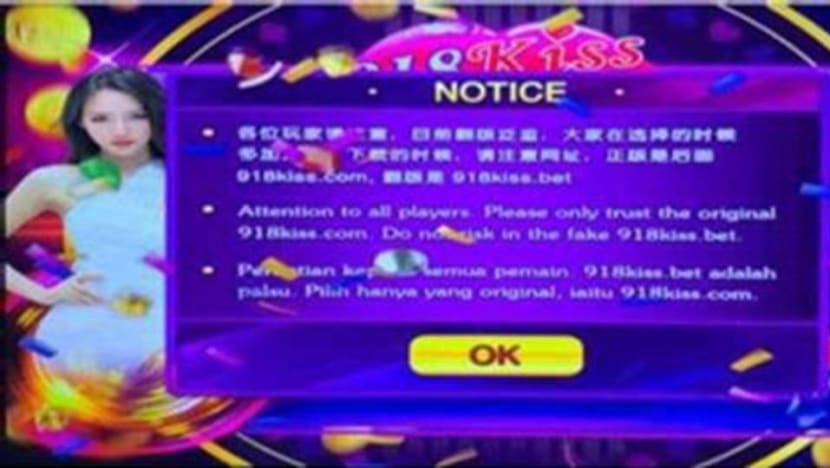 Fake gambling platform scam cases up by 18 times, investment scams more than double