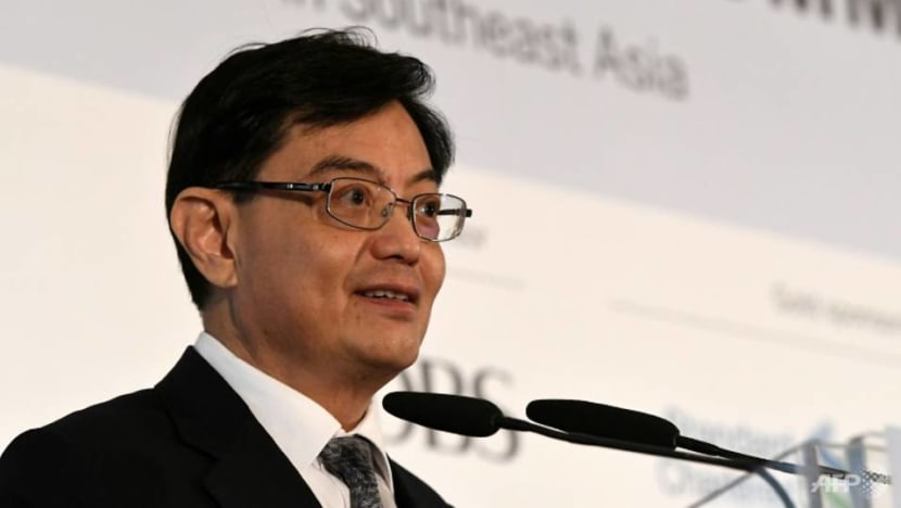 PAP appoints Heng Swee Keat first assistant secretary-general