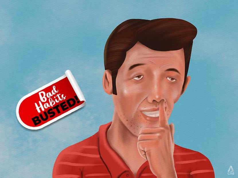 How frequent nose picking can enlarge nostrils and introduce more bacteria