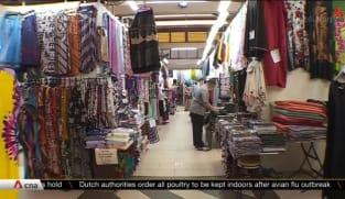 Migrant workers living in dorms remain in the dark over Geylang Serai visit | Video