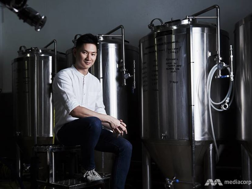 Singapore's 'Prince of Fermentation' wants to forge a new local food culture