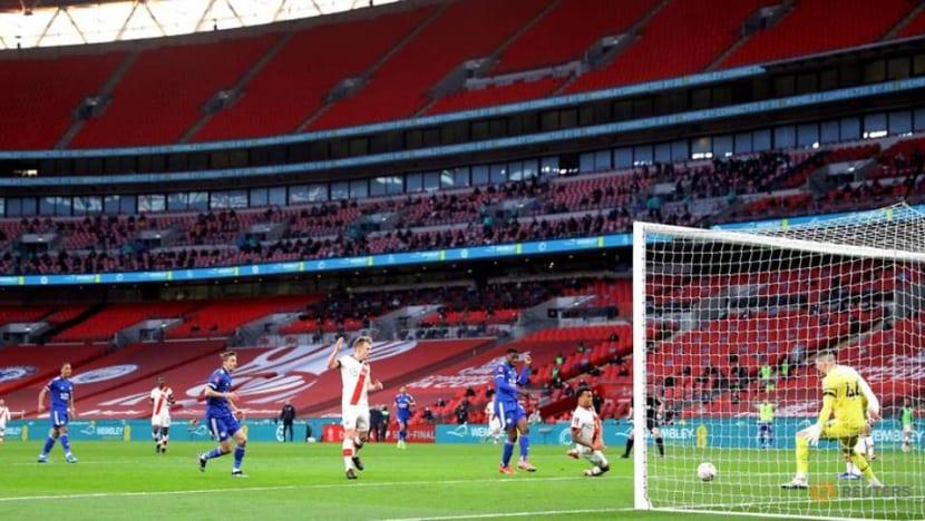 Football: Iheanacho sends Leicester into FA Cup final