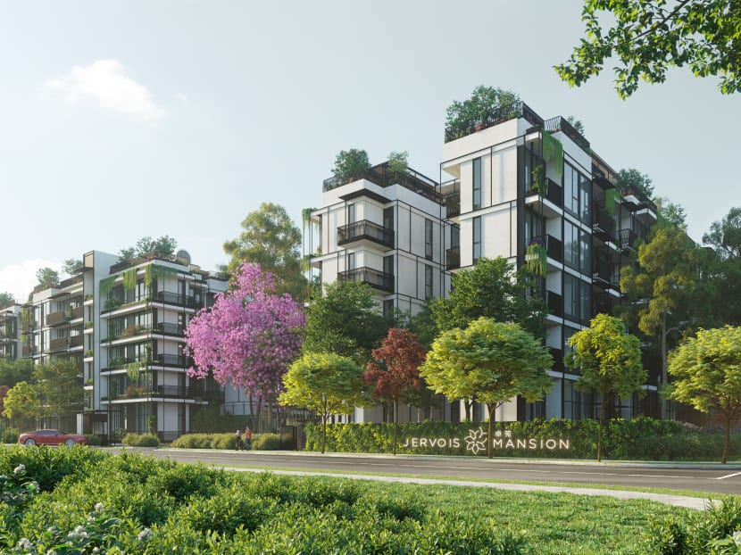New property launch: A 'bungalow-inspired' condo in District 10