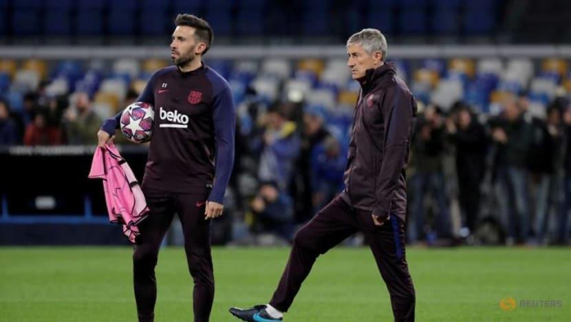 Football: Pique's Andorra appoint fiery Sarabia