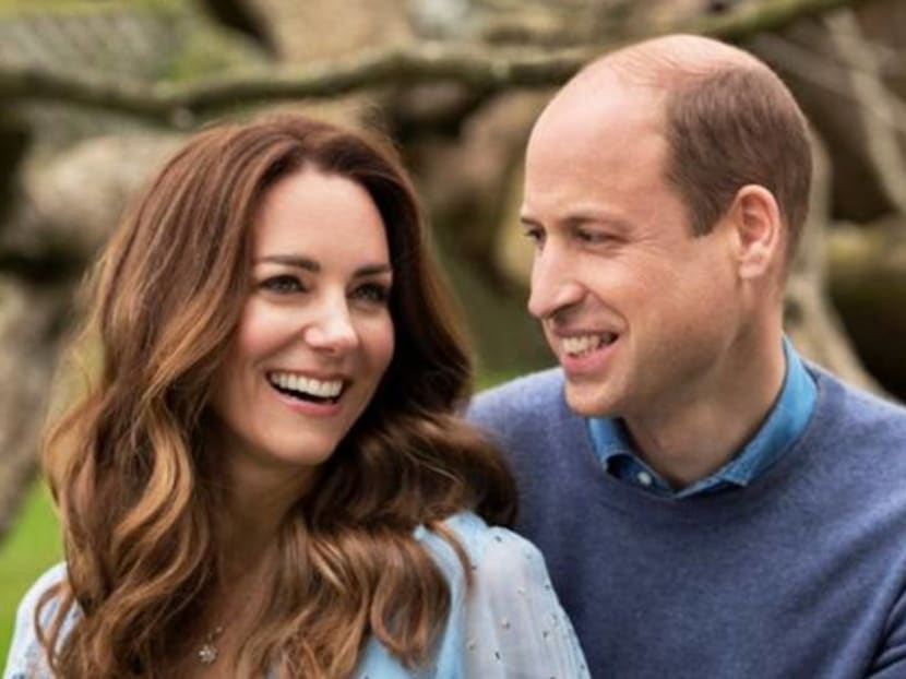 Britain's Prince William and Kate mark 10th wedding anniversary with video