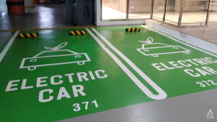 Amid push for electric vehicles, getting charging points installed in condominiums remains a challenge