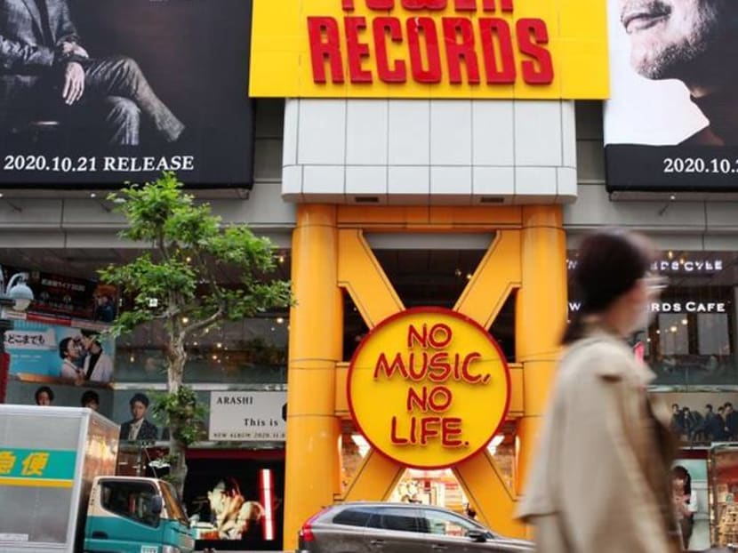 Change of tune: Japan music fans moving from CDs to streaming services