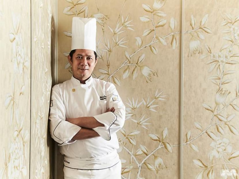 The old family recipes that let Shang Palace's chef take fine Chinese cuisine into the future