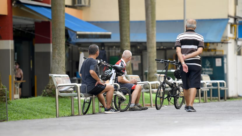 Seniors should minimise social interactions over next 2 weeks to protect against COVID-19: AIC