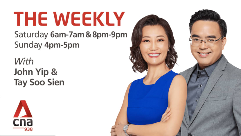 The Weekly with John Yip and Tay Soo Sien